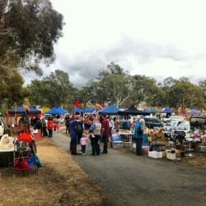 Ballarat Events - Avoca Riverside Market