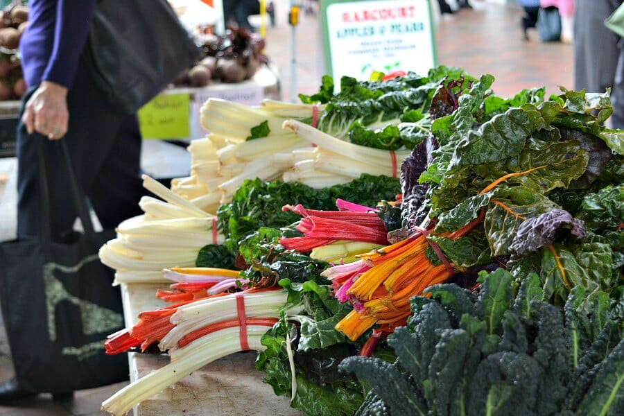 Ballarat Events - Bridge Mall Farmers Market