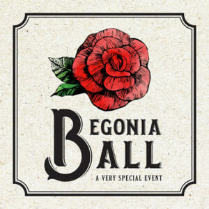 What's on in Ballarat - Begonia Ball
